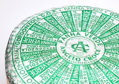 Panna Verde incartato - Caseificio Angelo Croce