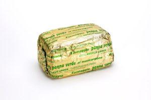 Panna Verde al Mascarpone